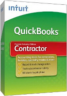 QuickBooks Premier Contractor Edition